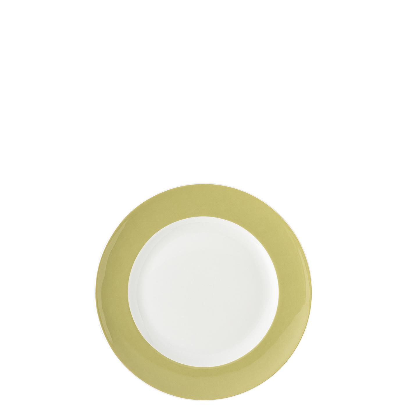Brotteller 18 cm Sunny Day Avocado Green Thomas Porzellan