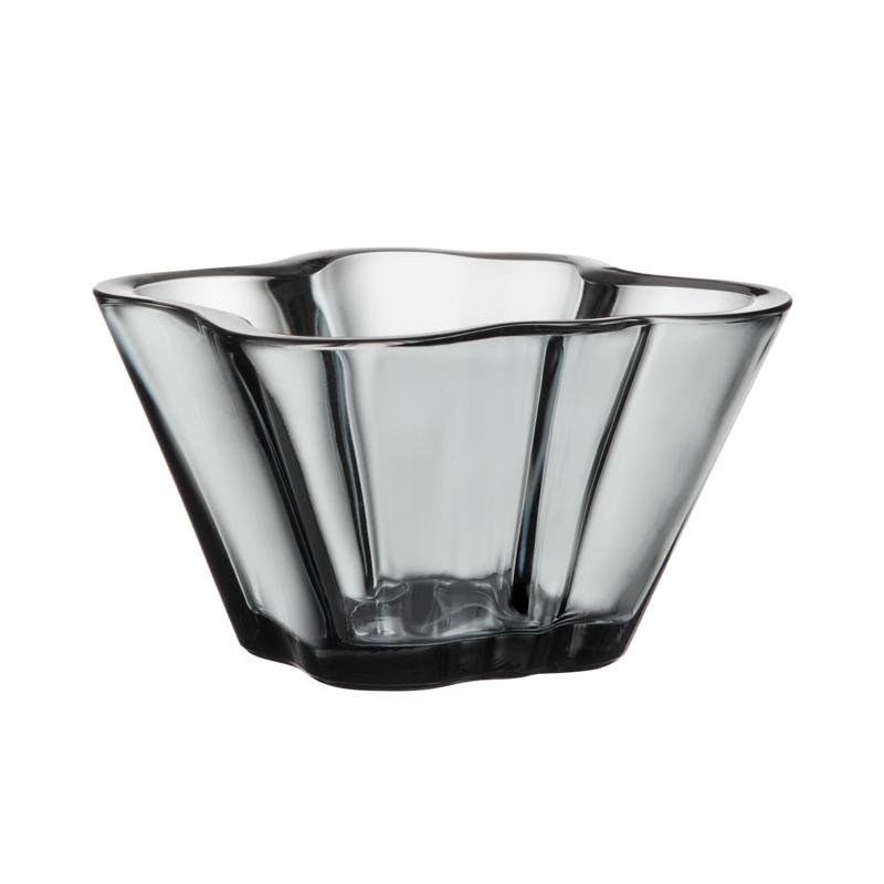 Schale – 7,5 cm - Grau Aalto Iittala