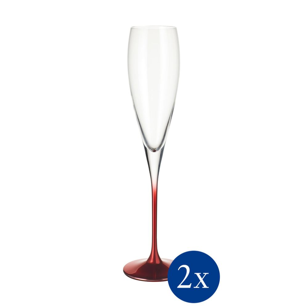 Champagner Set 2tlg. 300mm Allegorie Premium Rosewood Villeroy und Boch