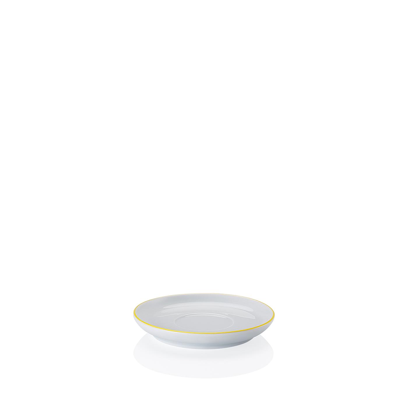 Espresso-Untertasse Cucina-Basic Colori Yellow Arzberg