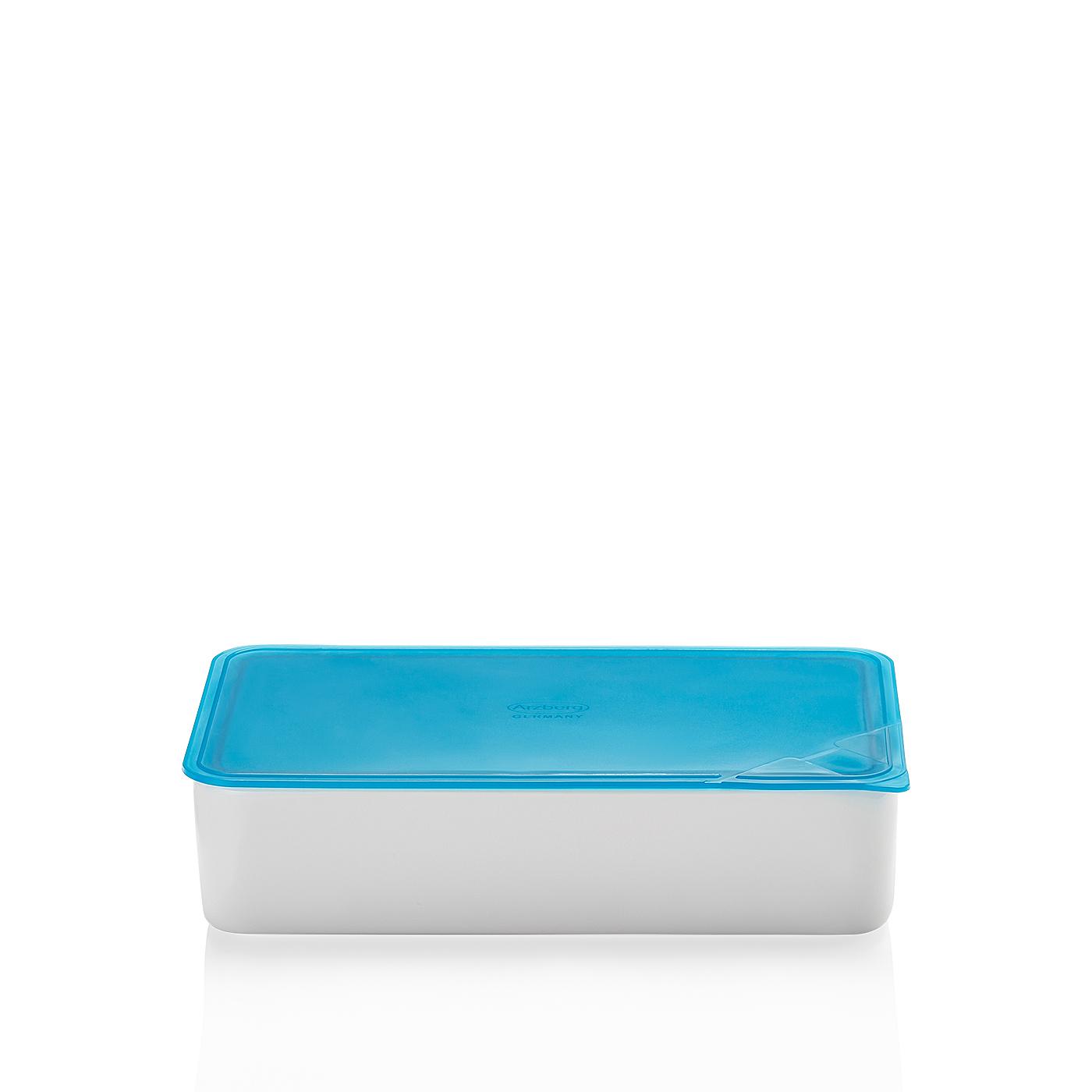 Frischebox 15x25 cm Küchenfreunde Kunststoff türkis Arzberg