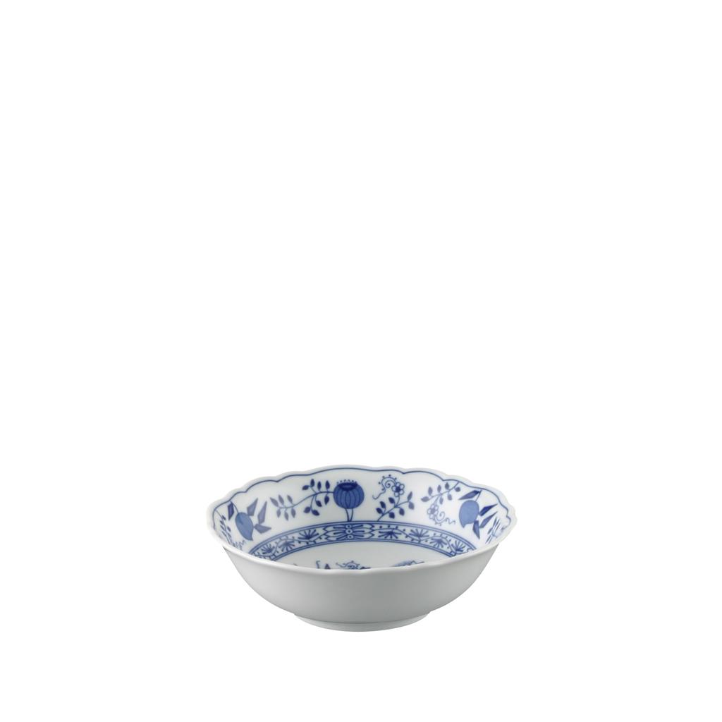 Dessertschale 16 cm Blau Zwiebelmuster Hutschenreuther