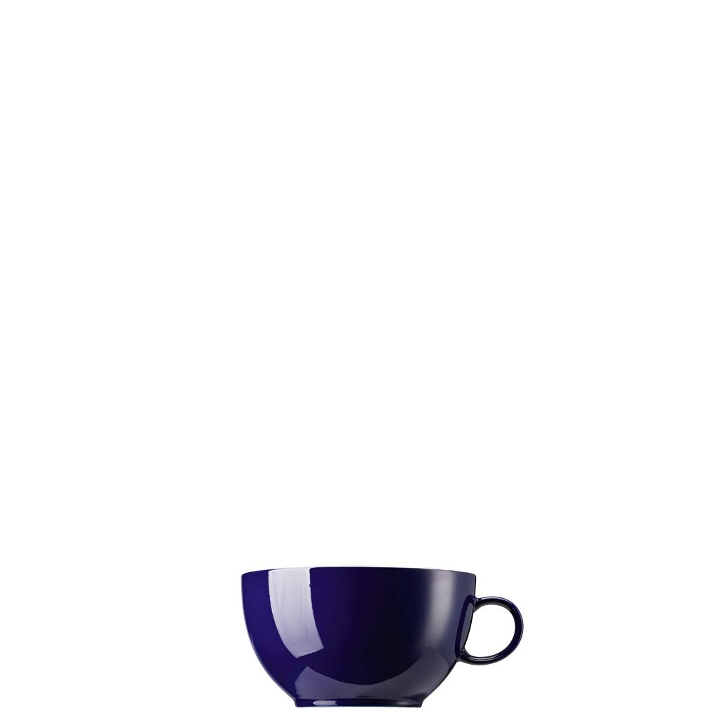 Cappuccino-Obertasse Sunny Day Cobalt Blue Thomas Porzellan