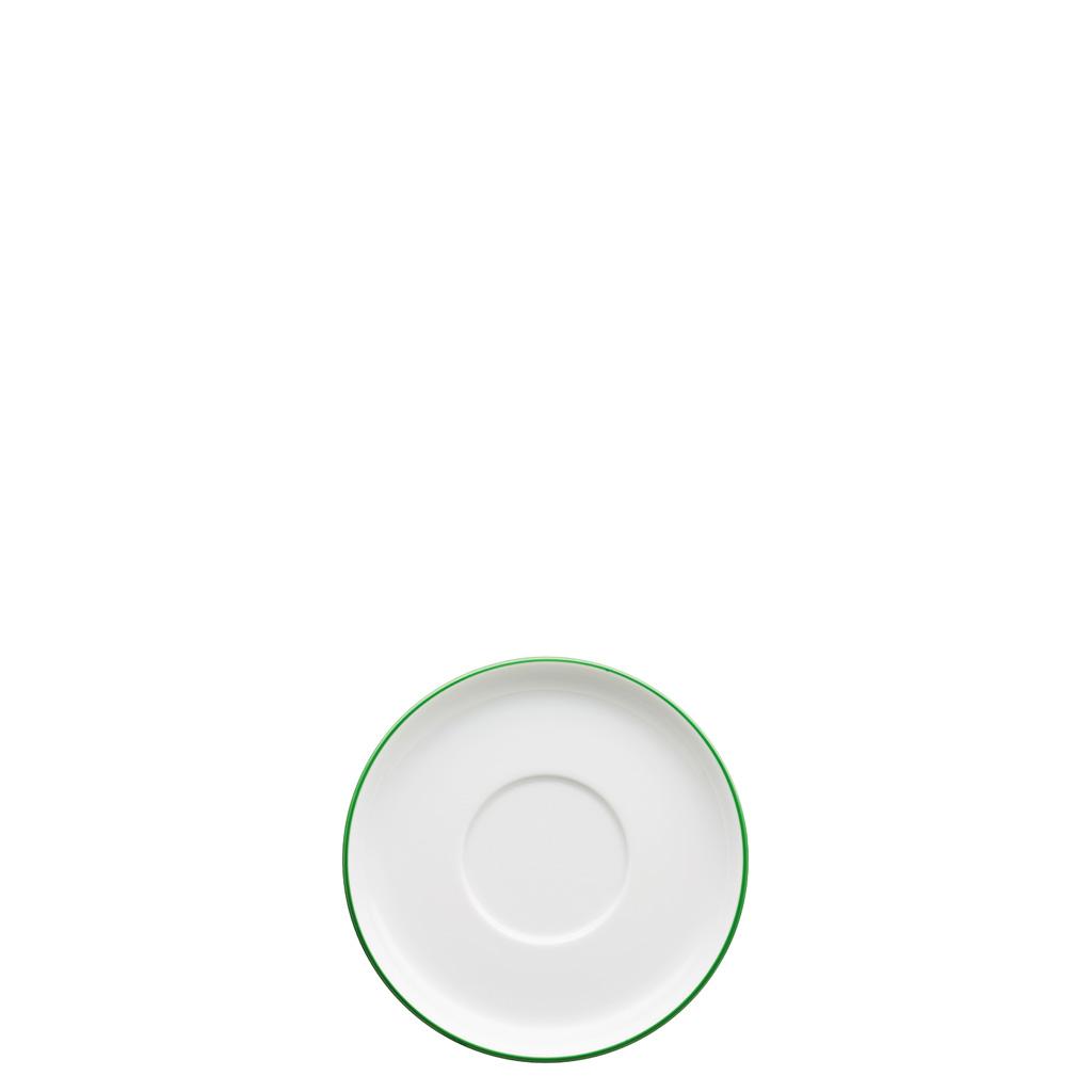 Espresso-Untertasse Cucina-Basic Colori Green Arzberg