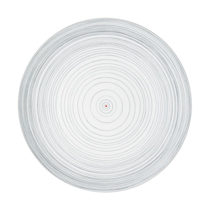 Platzteller 33 cm TAC Gropius Stripes 2.0 Rosenthal Studio Line