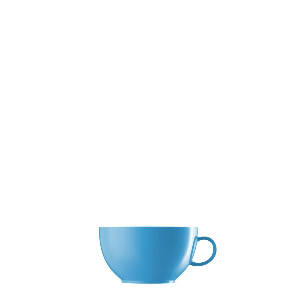 Cappuccino-Obertasse Sunny Day Waterblue Thomas Porzellan