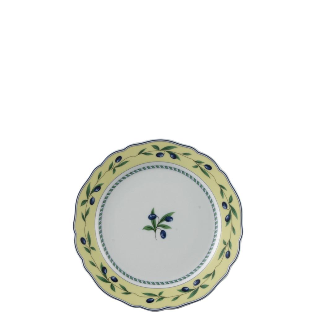 Frühstücksteller 19 cm/Fa Maria Theresia Medley - Valdemossa Hutschenreuther