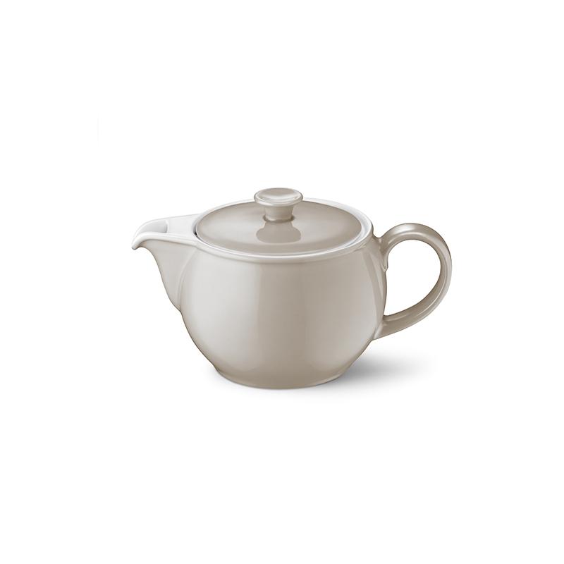 Teekanne 0,40 L Solid Color Kiesel Dibbern