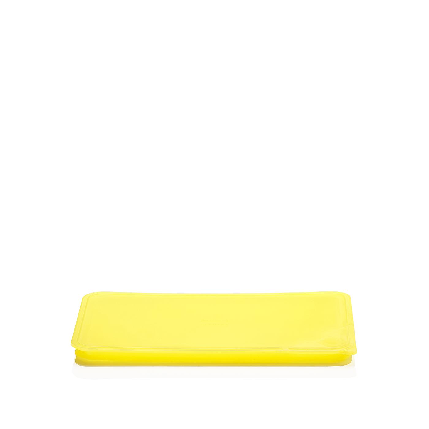 Aromadeckel 15x25 cm Küchenfreunde Kunststoff gelb Arzberg