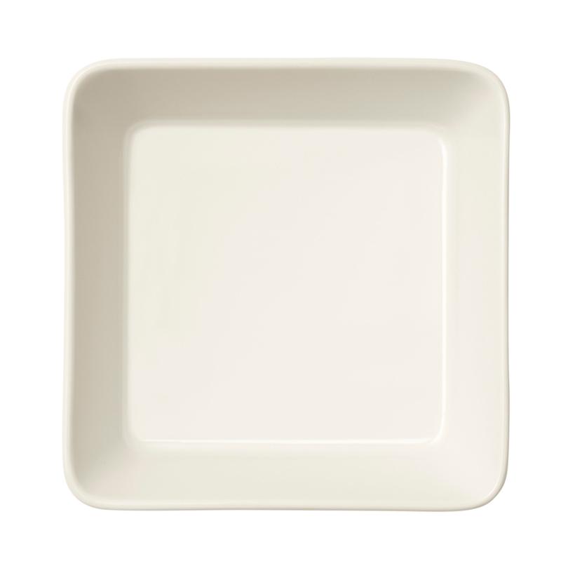 Schale - 12 x 12 cm - Weiss Teema white Iittala