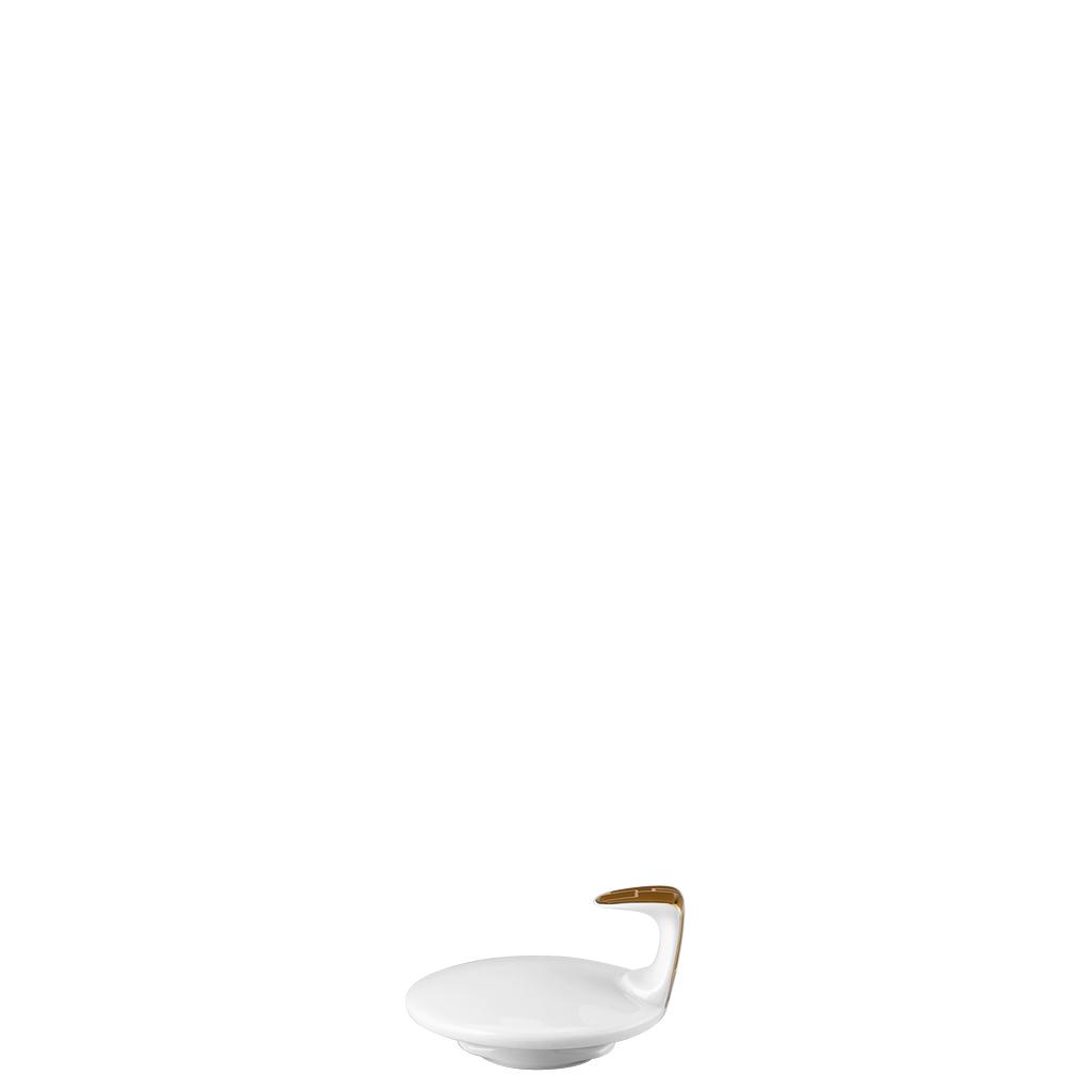 Deckel mit Siebhalterung TAC Gropius Skin Gold Rosenthal Studio Line