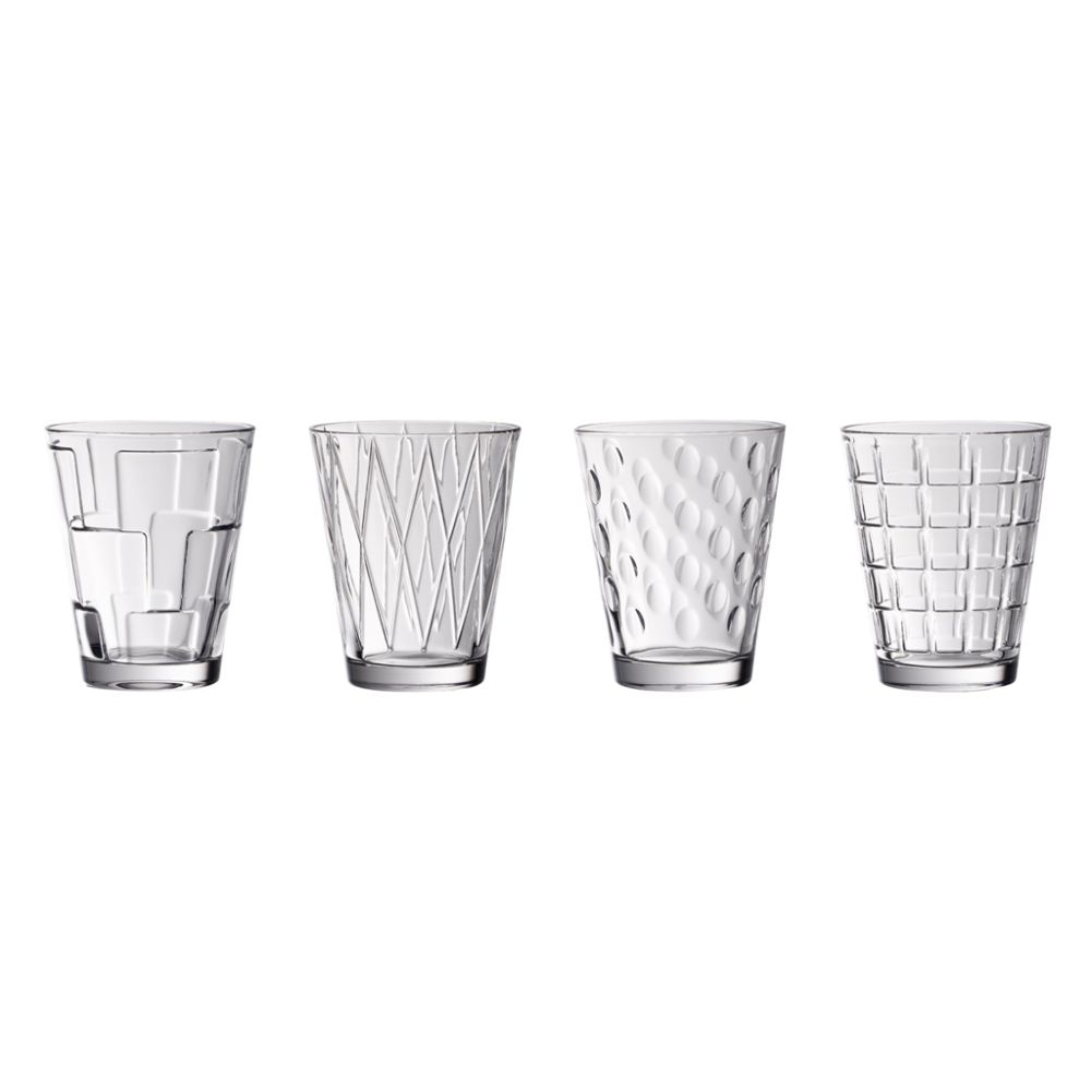 Wasserglas Set 4tlg clear 105mm Dressed Up Villeroy und Boch