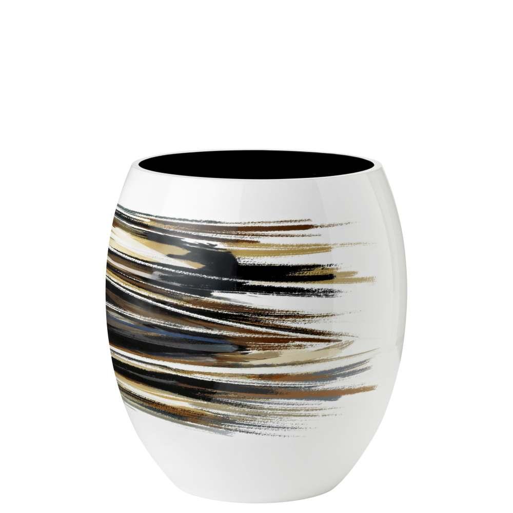 Vase, Ø 18 cm, mittel Stockholm Lignum Stelton