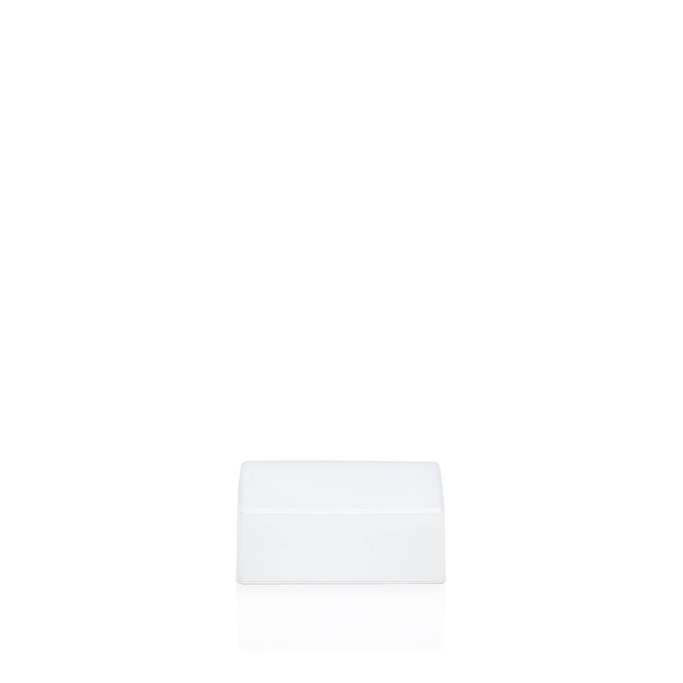 Butterdose Deckel Tric Kunststoff transparent Arzberg