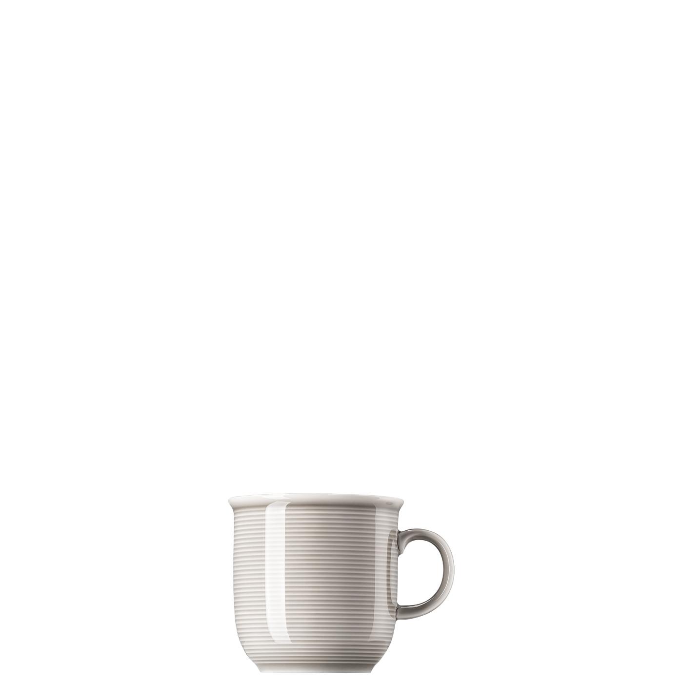 Becher mit Henkel groß Trend Colour Moon Grey Thomas Porzellan