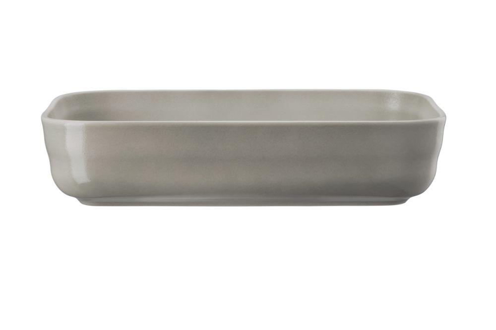 Auflaufform 20x29 cm Junto Pearl Grey Rosenthal