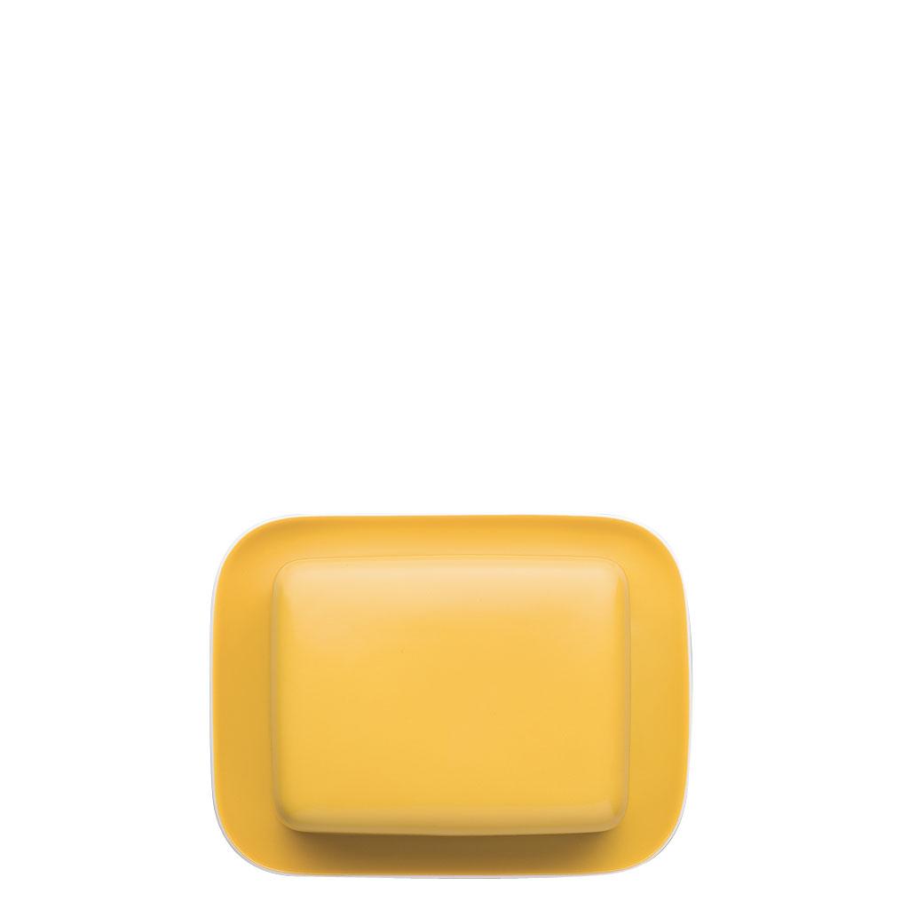 Butterdose Sunny Day Yellow Thomas Porzellan