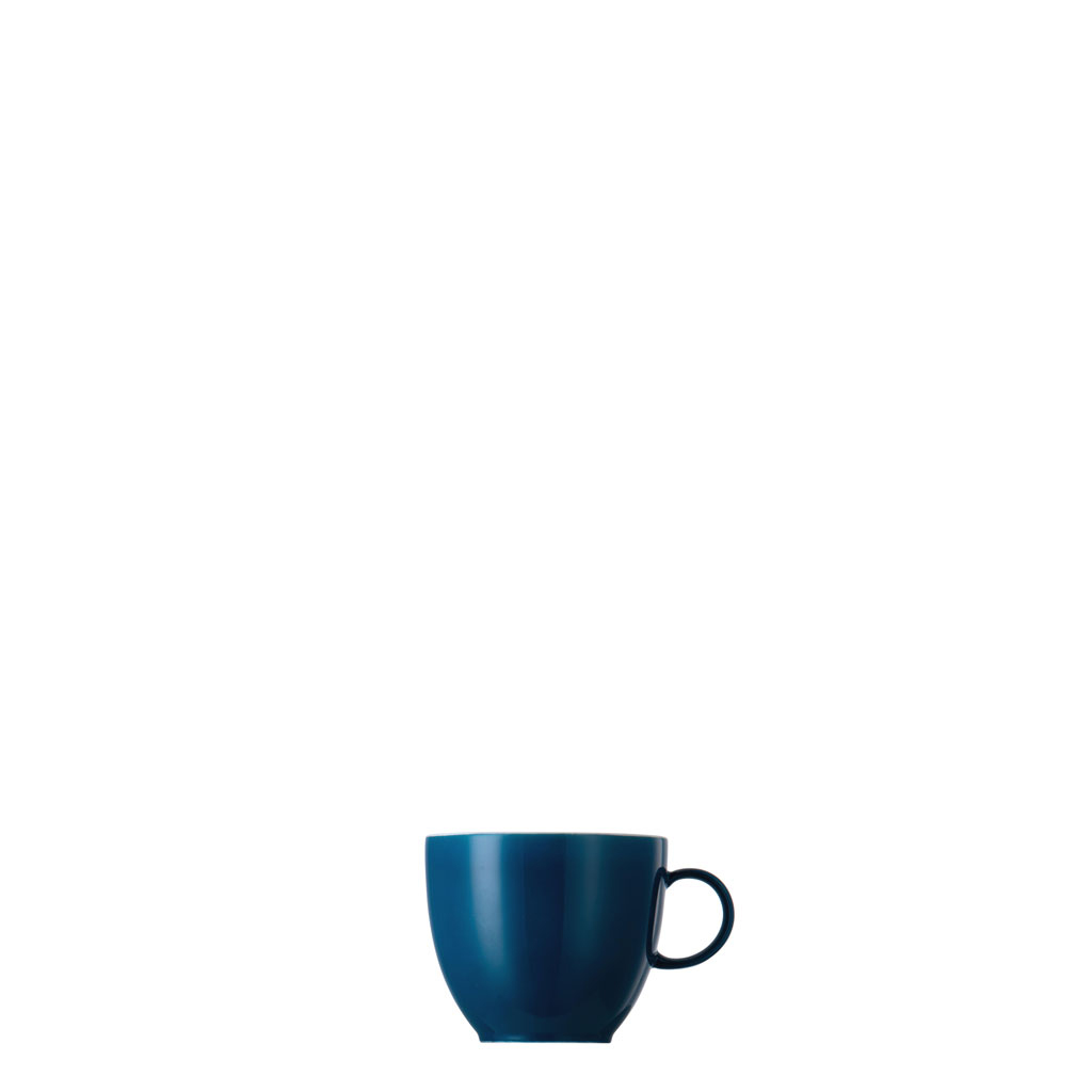 Kaffee-Obertasse Sunny Day Petrol Thomas Porzellan