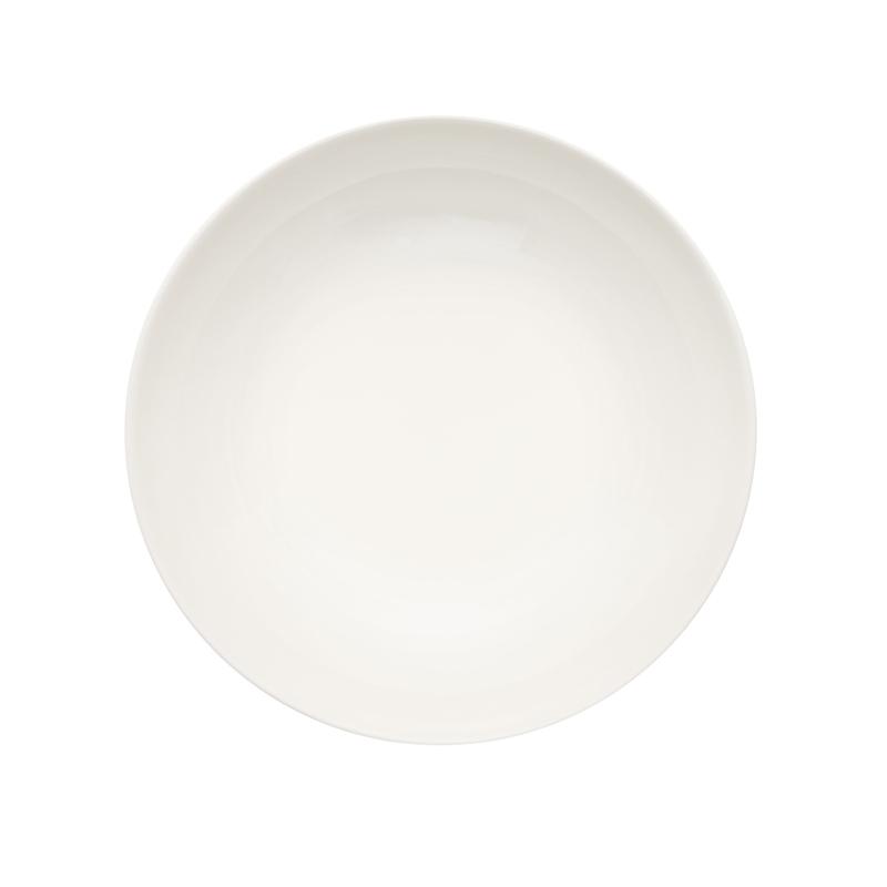 Teller tief - 20 cm - Weiss Teema Tiimi Iittala