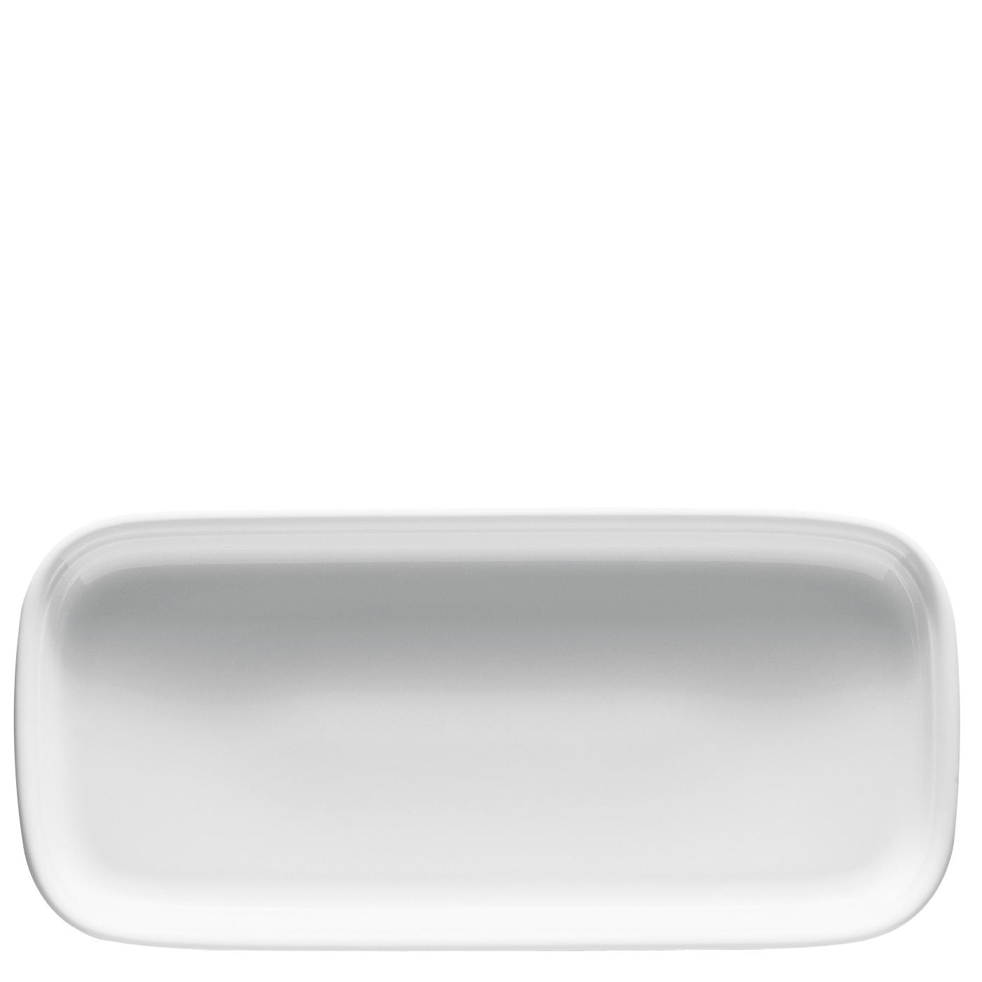 Kuchenplatte rechteckig Trend Weiss Thomas Porzellan