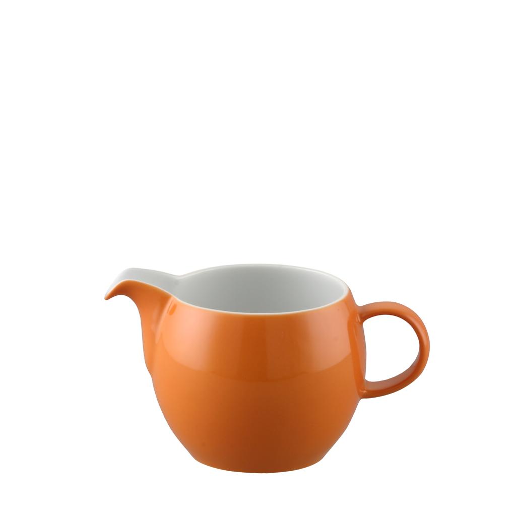 Milchkännchen 6 P. Sunny Day Orange Thomas Porzellan