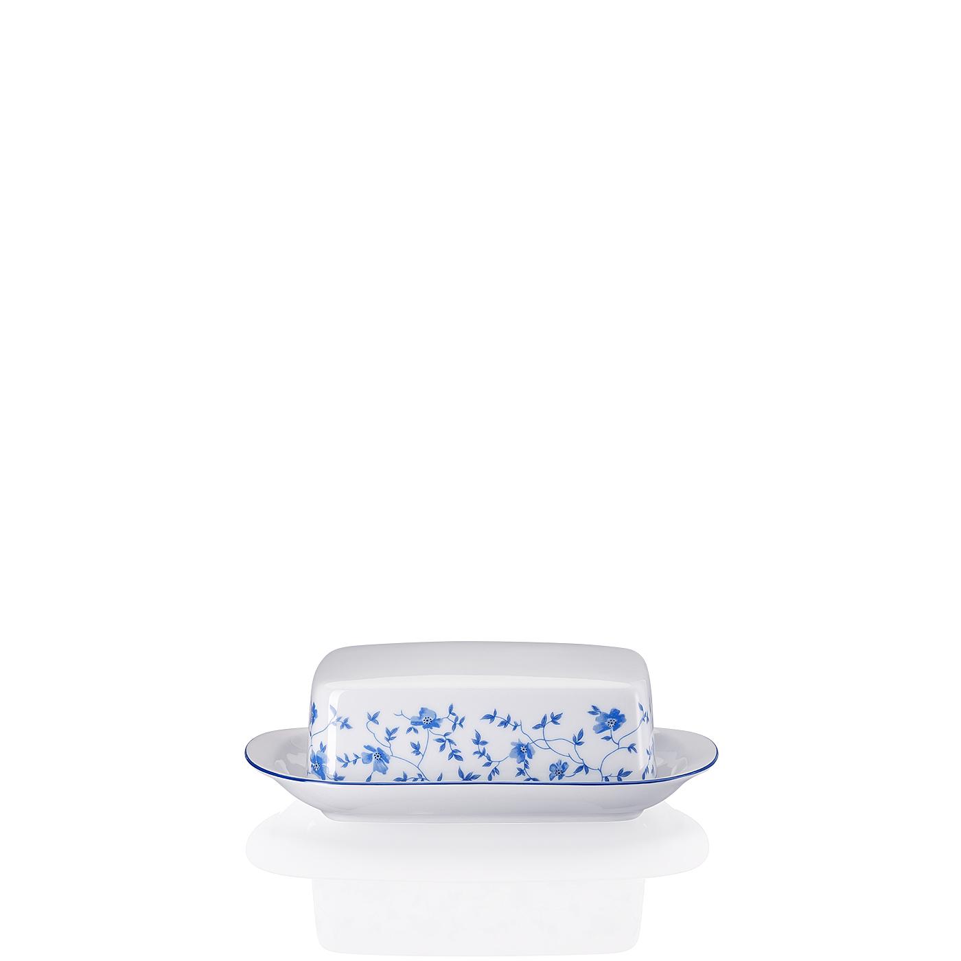 Butterdose Form 1382 Blaublüten Arzberg